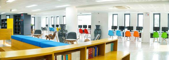 Đại học Quốc tế Sài Gòn giảm đến 25% học phí cho sinh viên - Ảnh 1.