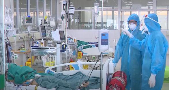 Dịch COVID-19: 3 ca bệnh nặng diễn biến lâm sàng có cải thiện - Ảnh 1.
