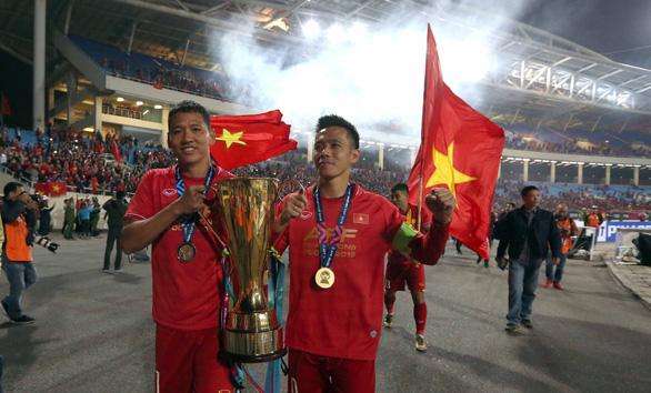 Next Media sở hữu bản quyền AFF Cup 2020 - Ảnh 1.