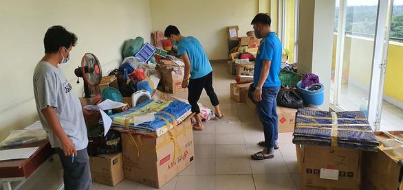 Ký túc xá ĐH Quốc gia TP.HCM bắt đầu đón sinh viên trở lại từ 10-5 - Ảnh 1.