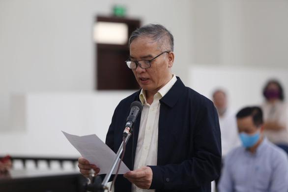 Cựu bộ trưởng Nguyễn Bắc Son xin được giảm án để có cơ hội về với gia đình - Ảnh 2.
