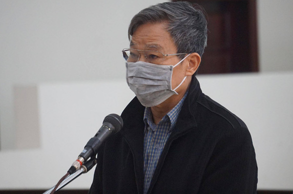 Nhận tiền hối lộ lớn chưa từng có, tuyên y án chung thân ông Nguyễn Bắc Son - Ảnh 1.