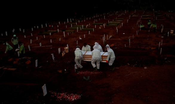 Indonesia bỏ sót hơn 2.200 ca tử vong vì COVID-19? - Ảnh 1.