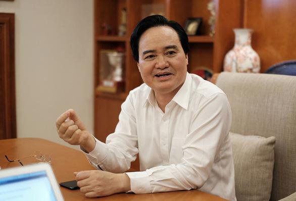 Bộ trưởng Phùng Xuân Nhạ: Phương án thi tốt nghiệp THPT không thay đổi nhiều - Ảnh 1.