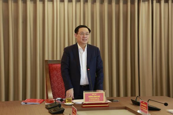 Ban dân vận Thành ủy Hà Nội: Có nơi còn lúng túng khi xử lý vấn đề nhạy cảm - Ảnh 1.