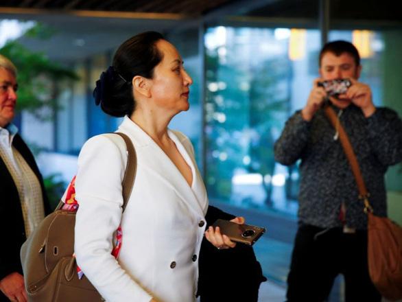 Hé lộ tiến trình ra phán quyết dẫn độ công chúa Huawei từ Canada - Ảnh 1.