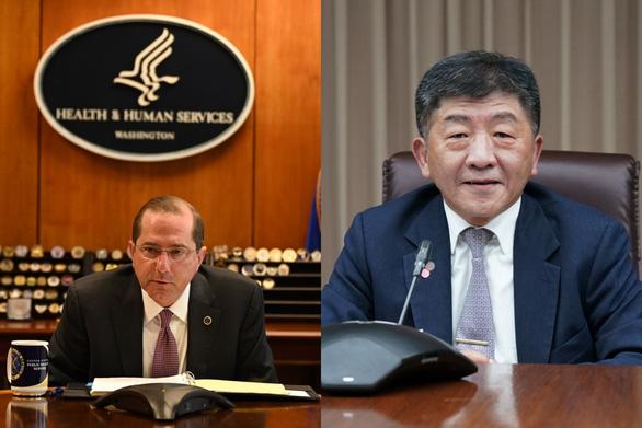 Đài Loan cảm ơn Mỹ đã ủng hộ gia nhập WHO bất chấp phản đối của Trung Quốc - Ảnh 1.