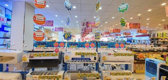 Điện máy Xanh triển khai dịch vụ giao hàng siêu tốc sáng mua - chiều lắp - Ảnh 2.