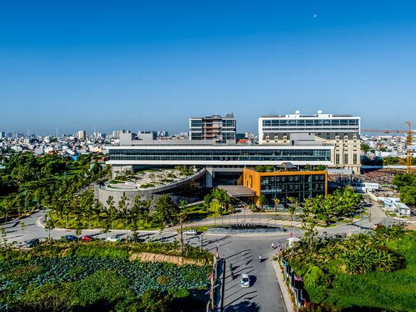 Đại học Văn Lang tổ chức thi đánh giá năng lực ngoại ngữ tiếng Anh - Ảnh 1.