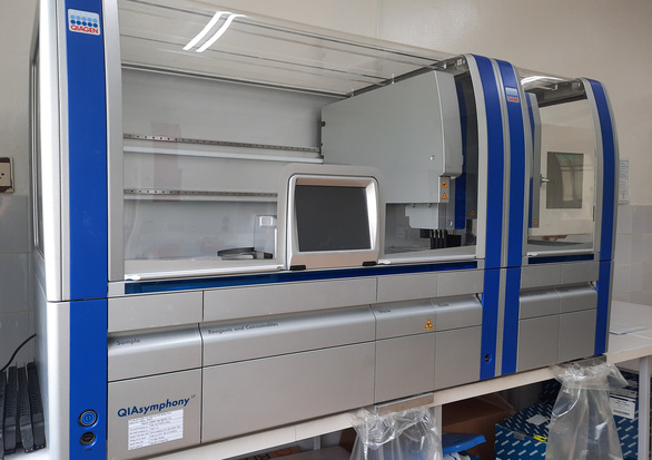Quảng Nam thanh tra việc mua máy xét nghiệm hơn 7,2 tỉ đồng - Ảnh 1.