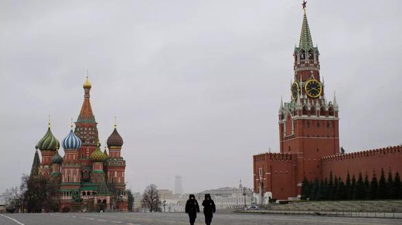 Nga lo kinh tế không chịu nổi vì dịch COVID-19 - Ảnh 1.
