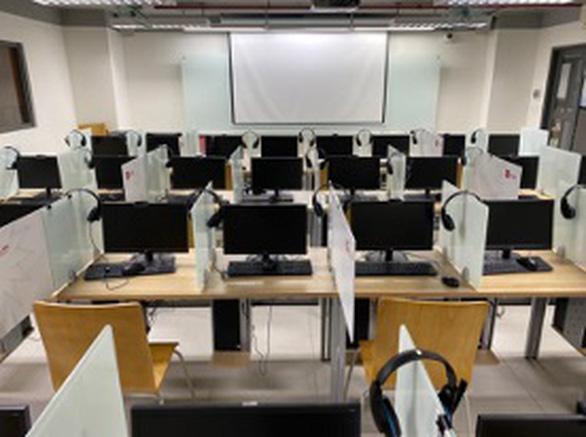Đại học Văn Lang tổ chức thi đánh giá năng lực ngoại ngữ tiếng Anh - Ảnh 2.