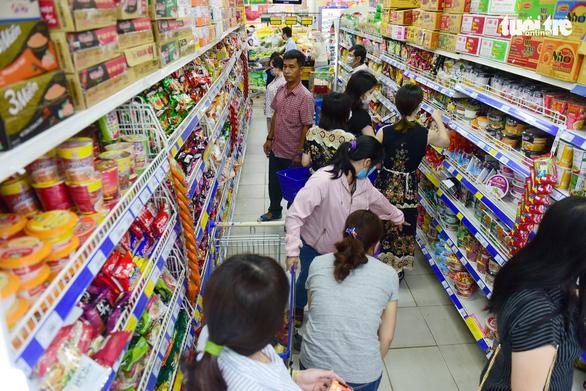 Mua sắm an toàn dịp lễ 30-4 và 1-5 tại Saigon Co.op - Ảnh 1.