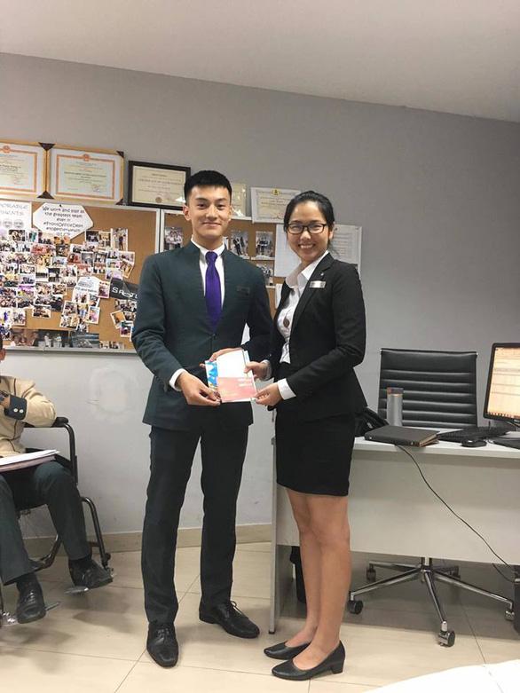 Trường Trung Cấp Việt Giao: Nơi hun đúc đam mê - Ảnh 2.