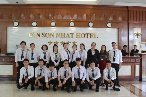Trường Trung Cấp Việt Giao: Nơi hun đúc đam mê - Ảnh 4.