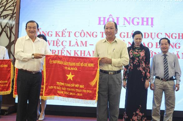 Trường Trung Cấp Việt Giao: Nơi hun đúc đam mê - Ảnh 5.