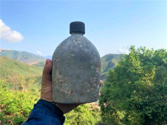 Tình cờ phát hiện nhiều hài cốt liệt sĩ trong hang sâu tại núi Đồng Bò - Ảnh 4.