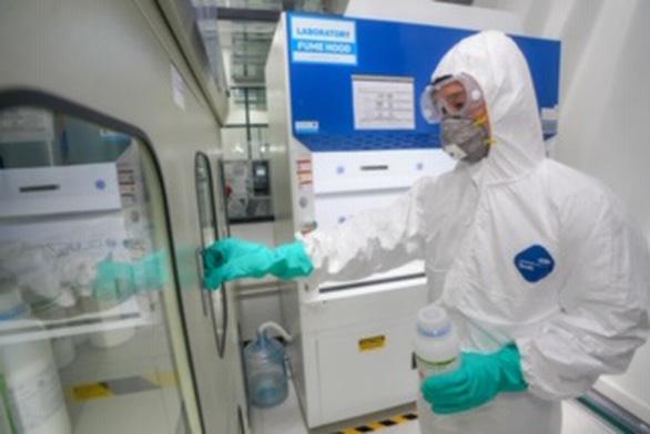 Vingroup bắt tay sản xuất máy thở, máy đo thân nhiệt, cam kết tặng Bộ Y tế 5.000 máy thở - Ảnh 1.