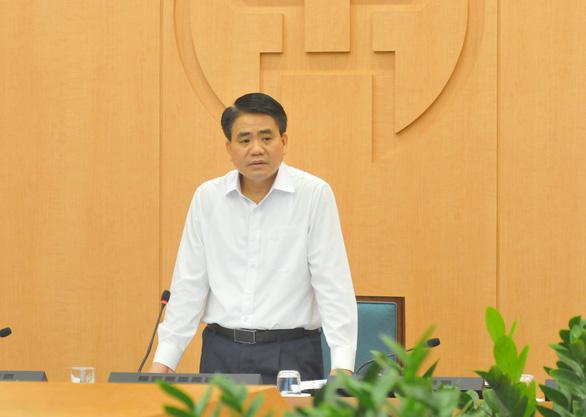 Từ mai 4-4, Hà Nội phạt người ra đường khi không cần thiết - Ảnh 1.