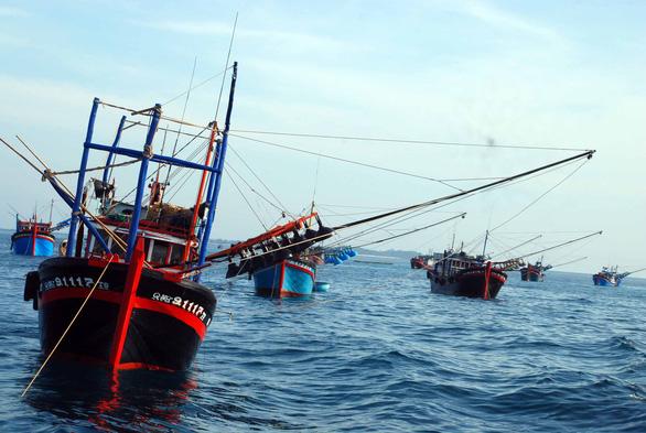 Việt Nam yêu cầu Trung Quốc xử nghiêm, bồi thường vụ đâm chìm tàu cá ở Hoàng Sa - Ảnh 1.