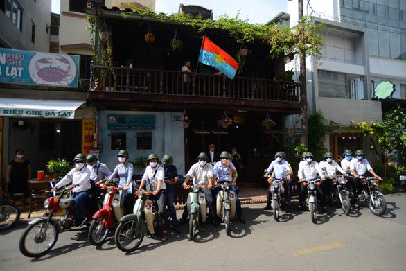 Tour du lịch khám phá những dấu ấn của Biệt động Sài Gòn - Ảnh 1.