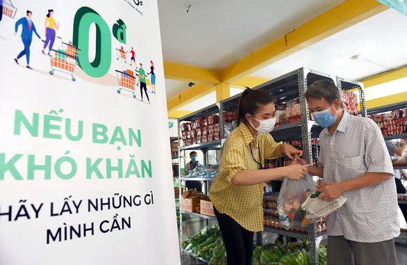 Sài Gòn rộng lượng - Ảnh 1.