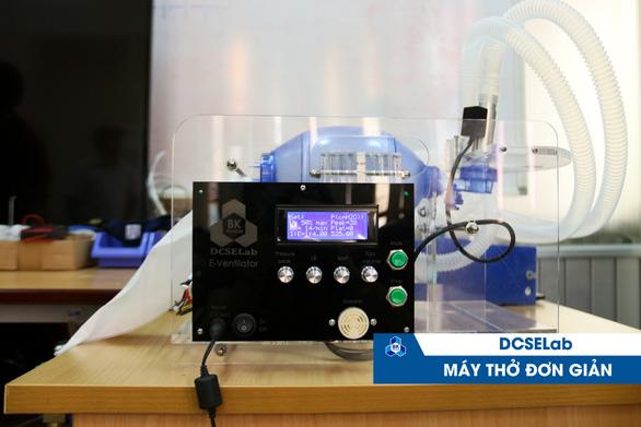 ĐH Bách khoa TP.HCM giới thiệu loạt sản phẩm công nghệ phòng chống COVID-19 - Ảnh 2.
