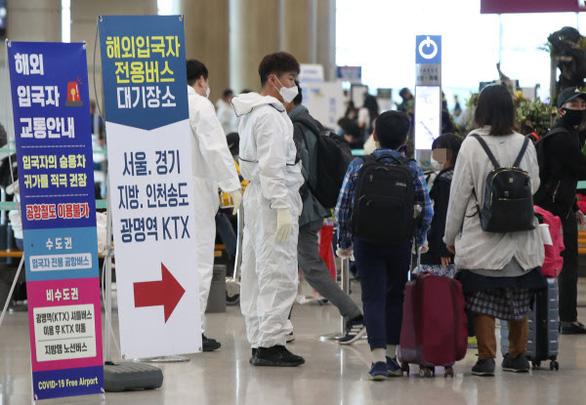 Ba du học sinh Việt Nam tại Hàn Quốc trốn khỏi khu cách ly... đi chơi - Ảnh 1.
