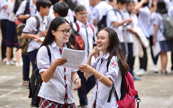 Đề tham khảo thi THPT Quốc gia 2020: giáo viên, học sinh nói dễ thở - Ảnh 2.