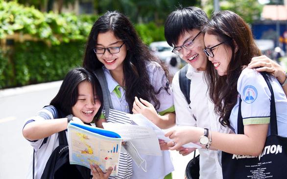 Đề tham khảo thi THPT Quốc gia 2020: giáo viên, học sinh nói dễ thở - Ảnh 1.
