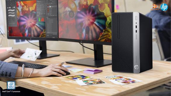 Chuyên nghiệp và tinh giản hóa văn phòng làm việc của bạn - Ảnh 1.