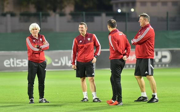HLV Ivan Jovanovic bị UAE thanh lý hợp đồng dù chưa dẫn dắt trận nào - Ảnh 1.