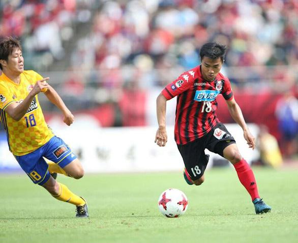 Messi Thái Chanathip đắt giá nhất CLB Consadole Sapporo - Ảnh 1.