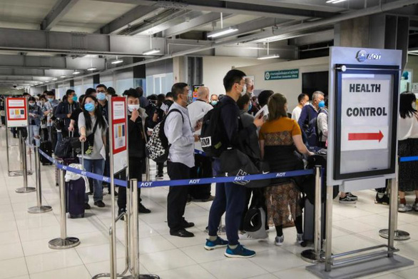 5 người Việt kẹt tại sân bay Bangkok, có thể bị buộc quay lại Ethiopia - Ảnh 1.
