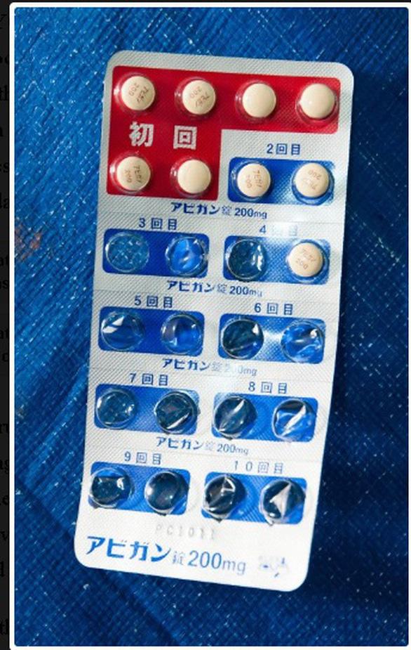Nhật tính tăng gấp 3 dự trữ thuốc Avigan điều trị COVID-19 - Ảnh 1.
