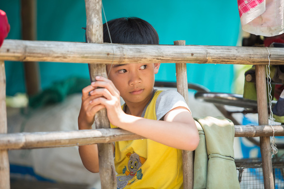 Ngôi làng bền vững - Kỳ 1: Những phận đời khốn khó ở Hưng Thạnh - Ảnh 5.