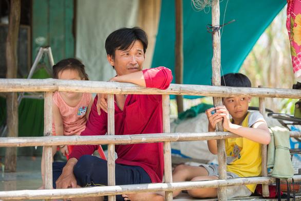 Ngôi làng bền vững - Kỳ 2: Mơ về ngôi nhà vững chãi của người dân Hưng Thạnh - Ảnh 4.