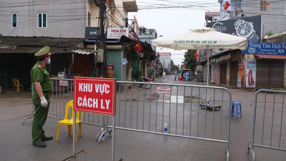 Hà Nội cho các xe đi qua Thường Tín, Mê Linh… nhưng không dừng lại - Ảnh 1.