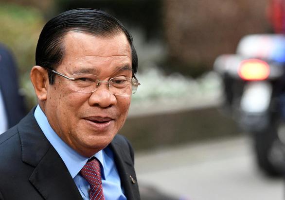 Ông Hun Sen: khả năng Campuchia tuyên bố tình trạng khẩn cấp chỉ 0,1% - Ảnh 1.