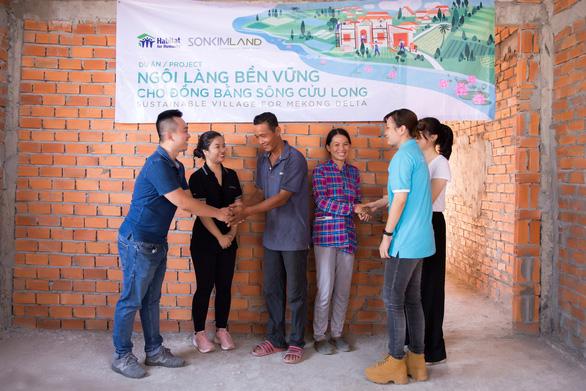 Ngôi làng bền vững - Kỳ 2: Mơ về ngôi nhà vững chãi của người dân Hưng Thạnh - Ảnh 6.