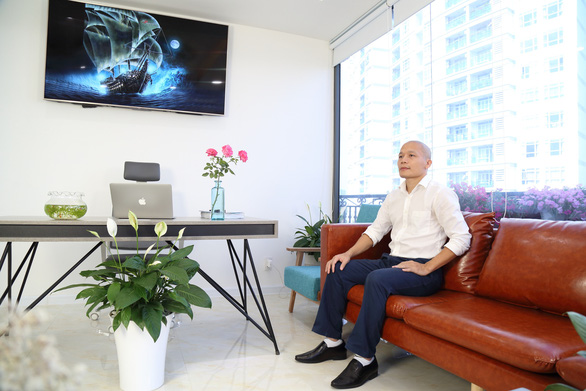 CEO Elipsport chia sẻ mục tiêu của cuộc đời mình - Ảnh 2.