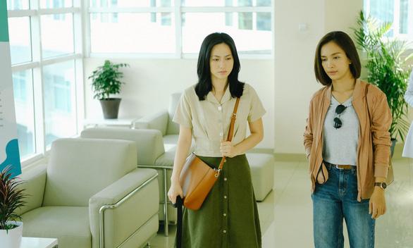 Phương Anh Đào vào vai nhân chứng mù phim trinh thám Bằng chứng vô hình - Ảnh 3.