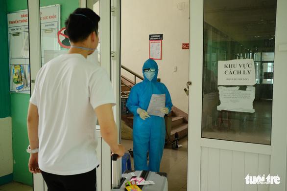 Những chiến binh ở Bệnh viện Phổi Đà Nẵng - Ảnh 2.