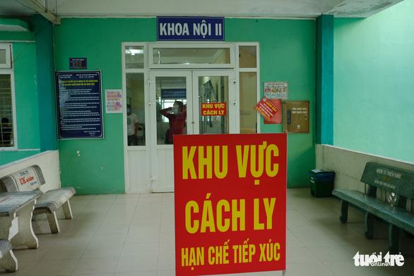 Những chiến binh ở Bệnh viện Phổi Đà Nẵng - Ảnh 5.