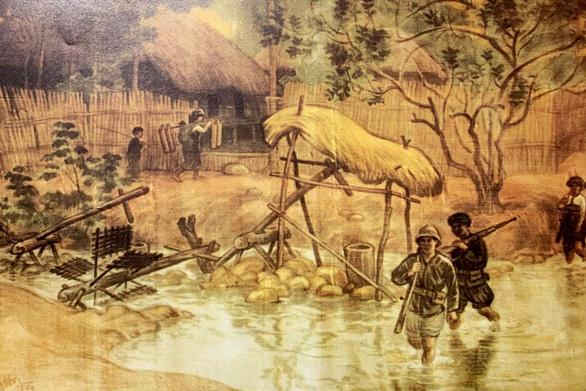 Lại nghi bán tranh giả của họa sĩ Đông Dương - Ảnh 2.