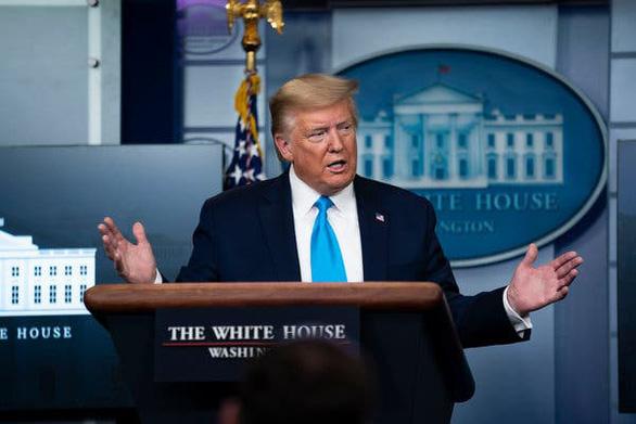 Tại sao ông Trump nổi đóa với WHO đến mức đòi cắt tiền? - Ảnh 1.