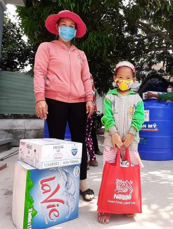 La Vie và Nestlé Việt Nam chung tay giảm thiệt hại từ hạn mặn - Ảnh 2.