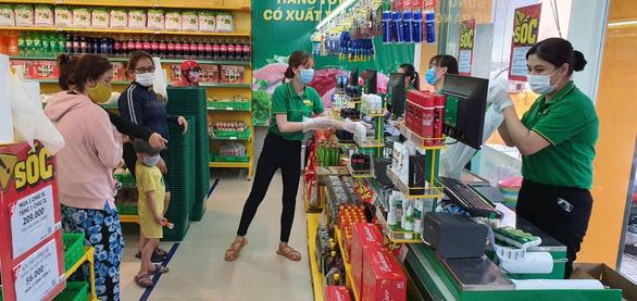 Bách Hóa Xanh tung dịch vụ đi chợ giùmtrong mùa dịchCOVID-19 - Ảnh 1.