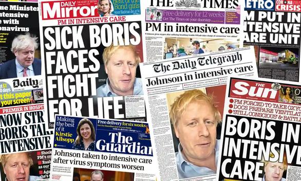 5 câu hỏi về bệnh tình của thủ tướng Anh Boris Johnson - Ảnh 1.