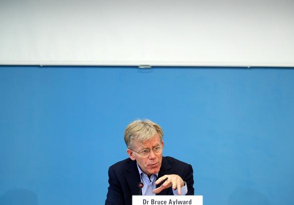 Lãnh đạo WHO nói về chỉ trích của Mỹ: không phải lúc bàn chuyện tiền nong - Ảnh 1.